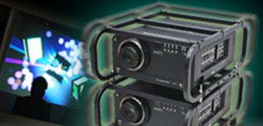 3D上映機材紹介3D SCREEN